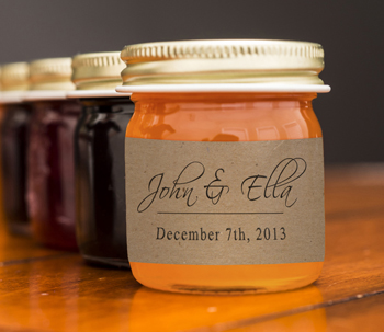kitchen kettle l mini jars l event favors