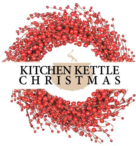 Kitchen Kettle Christmas