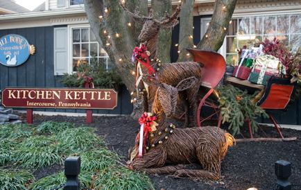 Lancaster County Christmas Events | Kitchen Kettle Village ...