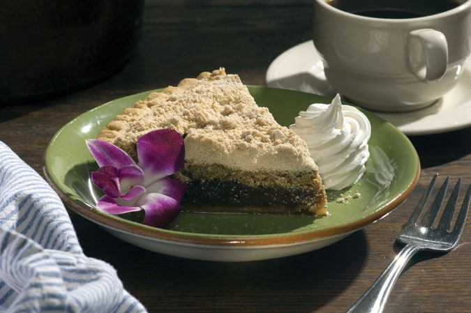 Kitchen Kettle Village - Shoo Fly Pie
