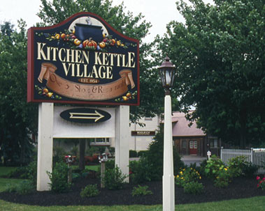 Visit Kitchen Kettle Village