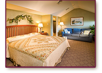 Country Cottage overnight stays in Lancaster County PA