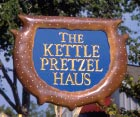 Kettle Pretzel Haus at Kitchen Kettle Village
