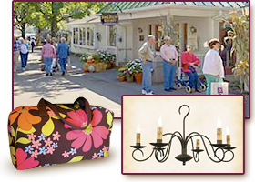 Lancaster County shopping and hand-made gifts