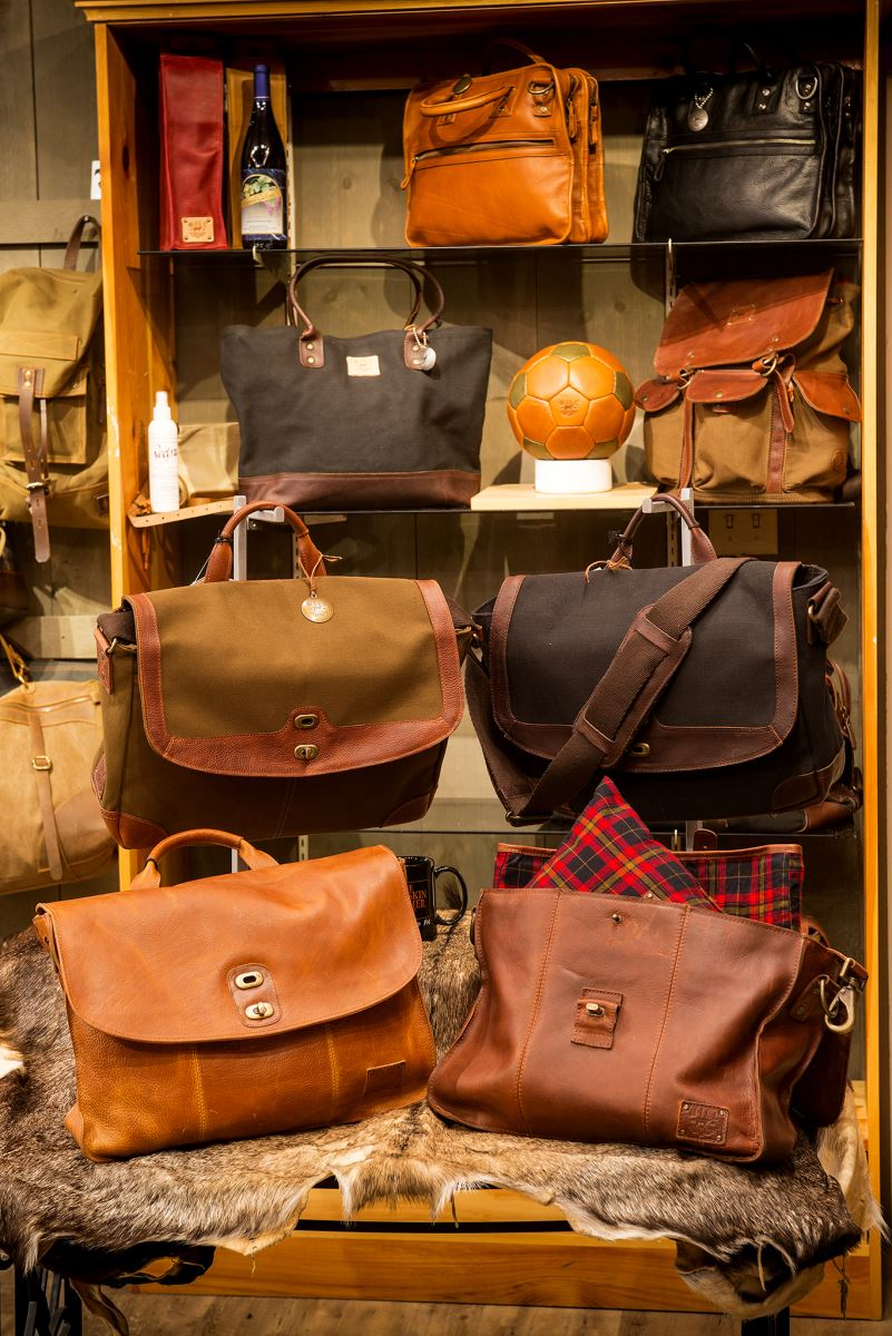 The Deerskin Leather Shop | Shopping at Kitchen Kettle Village in ...