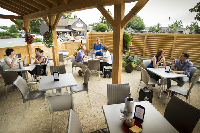 Be Sure To Do A Wine Tasting When You Visit Our And Enjoy Some Time On Patio