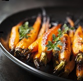 Pepper Jelly Glazed Carrots