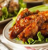 Hot & Spicy Grilled Wings