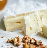 Nutty Apple Butter Brie