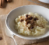 Peanut Butter Schmier Rice Pudding