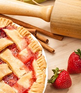 Rhubarb Dream Pie