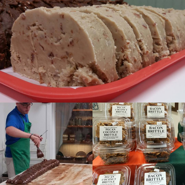 Locally-Made Fudge from Pepper Lane Fudge & Sweets