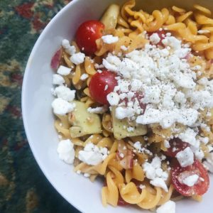 Quick & Easy Summer Pasta Salad Recipe