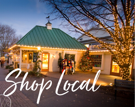 Shop Local this Holiday at Kitchen Kettle Village