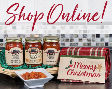Shop Online with Kitchen Kettle Village