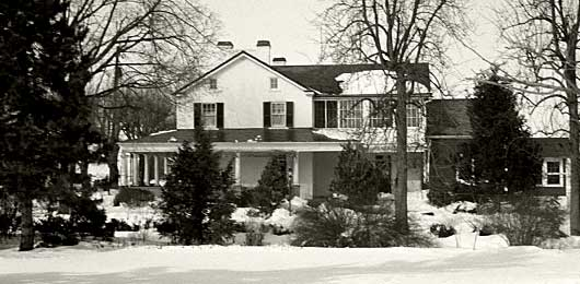 The Original Homestead Is Now Kling House Restaurant Kitchen Kettle