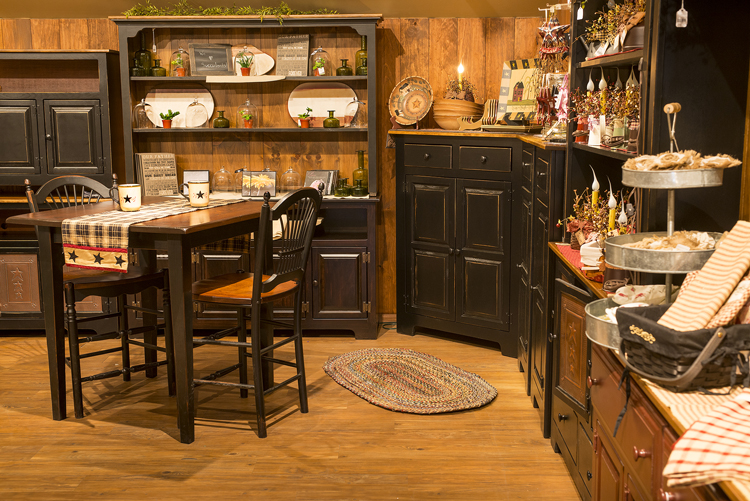 The country life shopping at kitchen kettle village in lancaster pa Kitchen design for village